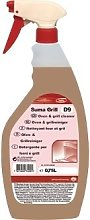 Suma Grill Oven & Grill Cleaner D9 - Size - 6 x