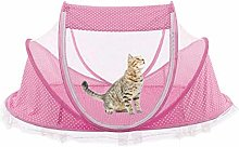 Summer Cat Tent - Small Dog Kennel Cooling Mat