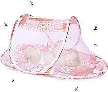 Summer Children Mosquito Net, BKJJ Foldable Crib