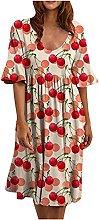Summer Dresses for Women Ladies Dress Sundress