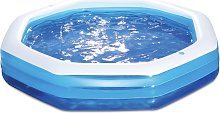 Summer Escapes 9ft Octagonal Family Paddling Pool
