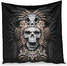 Summer Quilts Viking Skull Premium Thin Air