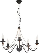 Summerfield 5-Light Candle-Style Chandelier