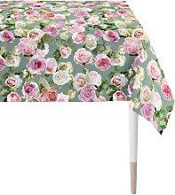 Summergarden Tablecloth Apelt Colour: Green/Light