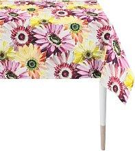 Summergarden Tablecloth Apelt Colour: Yellow and
