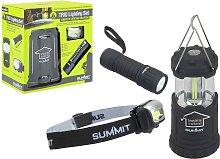 Summit Trio Camping Light Set