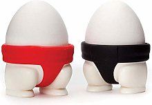 Sumo Egg Cup,egg Cups Holders For Soft Boiled Eggs
