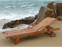 Sun Flair Chaise Lounge indoba®