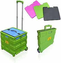 Sun Leisure® Pack and Go Folding Shopping