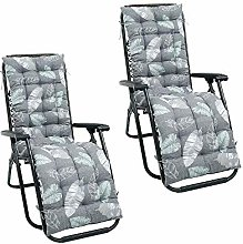 Sun Lounger Cushions, Sun Lounger Recliner Cotton