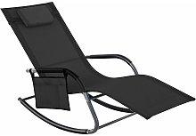 Sun Lounger, Garden Chair, Rocking Chair with