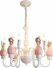 SUNA Creative Children's Room Lamp, Pink