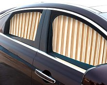 Sunar Car - Curtain Car To block UV rays and heat,