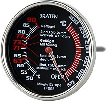 Sunartis T409B Roasting and Oven Thermometer
