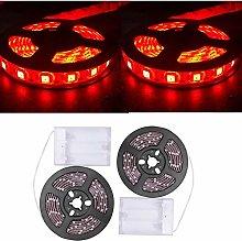 Sunboia LED Strip Light 2x1M,Flexible Strip Light