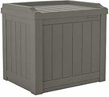 Suncast 22-Gallon Small Deck Box - Lightweight