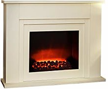 Suncrest Bedale Electric Fireplace, Electric Fire,