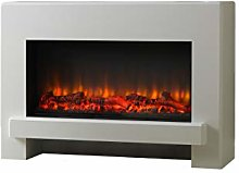 Suncrest Eggleston Electric Fireplace, Electric