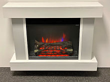 Suncrest Foxley Remote Control Electric Fire Suite