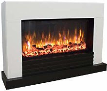 Suncrest Raby Electric Fireplace , Electric Fire,