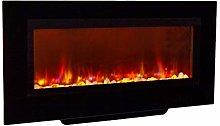 Suncrest Santos Electric Fireplace, Electric Fire,