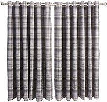 Sundour Carnoustie Eyelet Ring Top Curtains 90x72