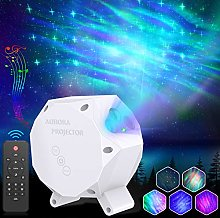 SUNGYIN Aurora Star Projector with LED Nebula