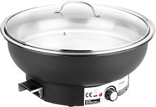 Sunnex 6.8 Litre Electric Large Chaffing Dish