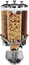 Sunnex Triple Cereal Dispenser, 3 x 4 Litres