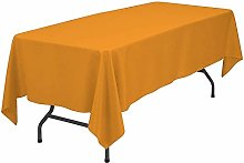 Sunnolimit Rectangle Tablecloth - 60 x 102 Inch -