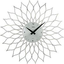 Sunny 39cm Wall Clock AMS Uhrenfabrik Colour: