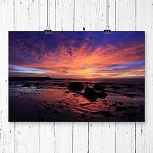 Sunrise Horizon Photographic Print Big Box Art