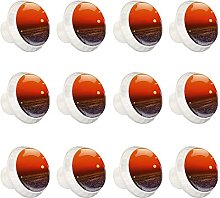 Sunset Beach Knobs for Dresser Drawers Crystal