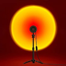 Sunset Projection Lamp 360 Degree Rotation litwlds