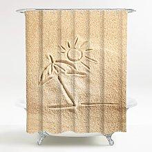 Sunshine Shower Curtain Sanilo
