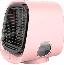 SunshineFace Desk Air Cooler Fan,Portable USB Air