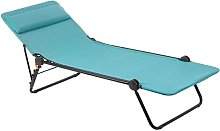 Sunside Reclining Sun Lounger Lafuma Colour: Deep