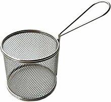 SUNSKYOO Strainer Colander Food Basket Mesh Rinse