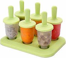 SunTrader Popsicle Molds Maker,Reusable Ice Pop