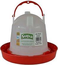 Supa Poultry & Aviary Bird Drinker 1.5LTR - 1.5lt