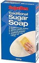 SupaDec Traditional Sugar Soap Grease Remover 450g