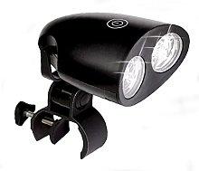 Super Bright 10Pcs Barbecue Grill Light 360 Degree
