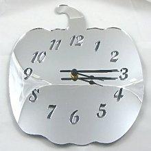 Super Cool Creations Bell Pepper Clock Mirror 30cm