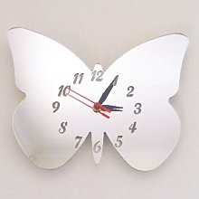 Super Cool Creations Butterfly Big Wings Clock