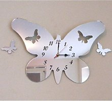 Super Cool Creations Butterfly Clock with Two