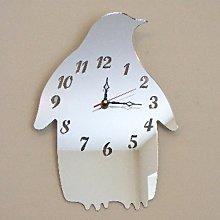 Super Cool Creations Penguin Clock Mirror 40cm x