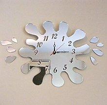 Super Cool Creations Puddle Splash Clock Acrylic