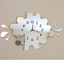 Super Cool Creations Puddle & Splashes Clock