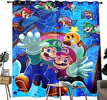 Super Mario Bros. Mario And Luigi Art Poster