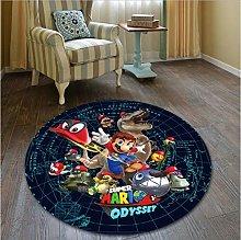 Super Mario Game Rug Doormat Floor Mat Home